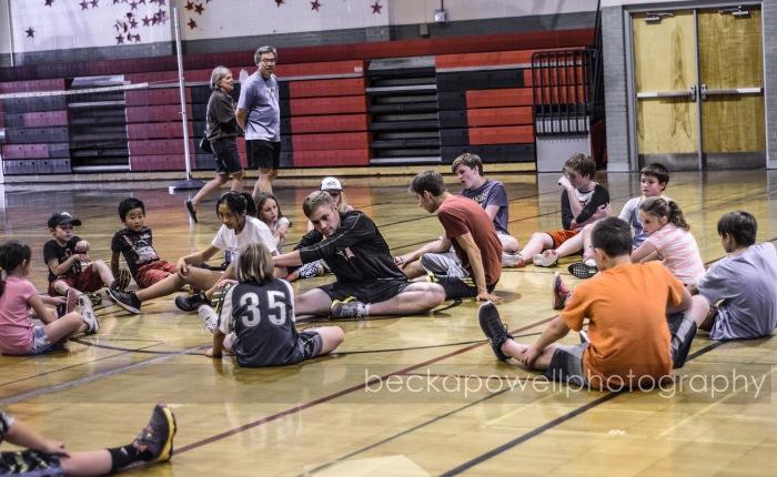 Spokane Parks & Rec BadmintonCamp